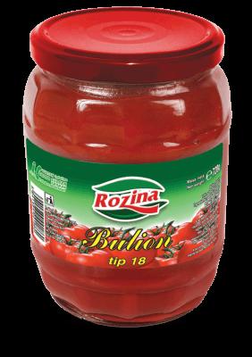 Tomato sauce Rozina, 720 grams