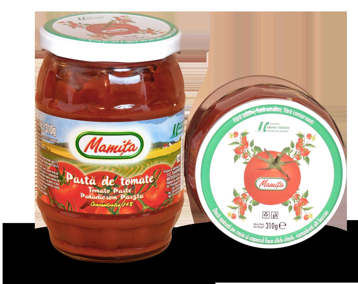 Pastă Tomate Mamița 310g