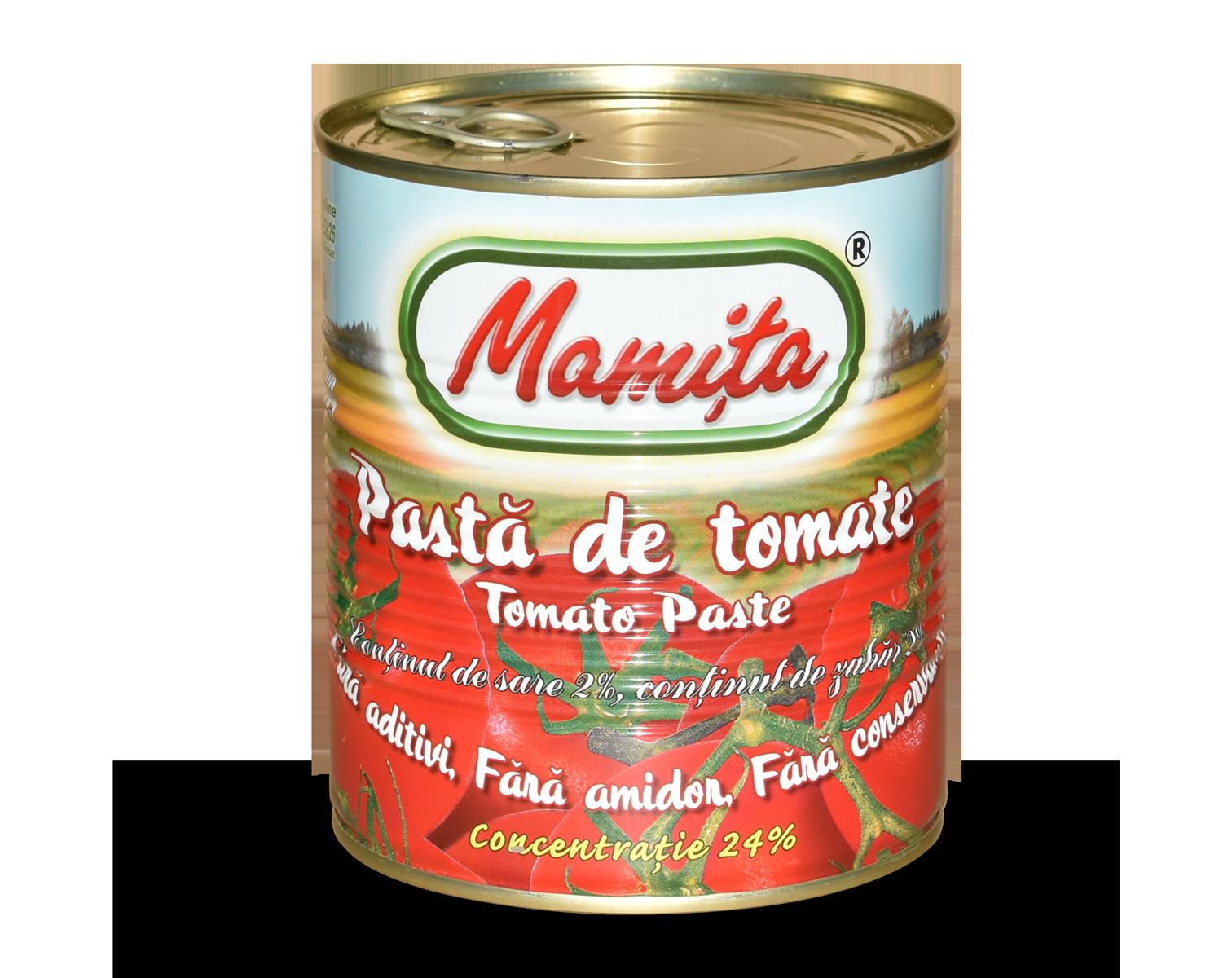 Tomato Paste Mamita, 800 grams