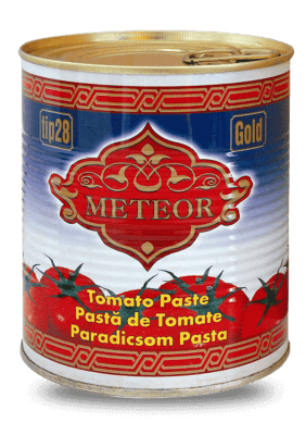Tomato Paste Meteor, 800 grams