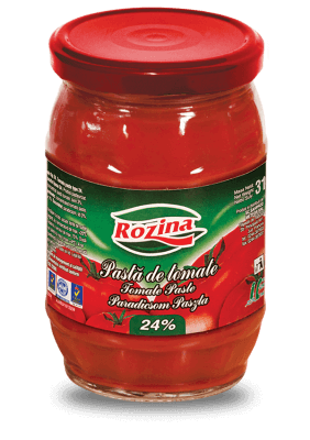 Tomato Paste Rozina, 310 grams