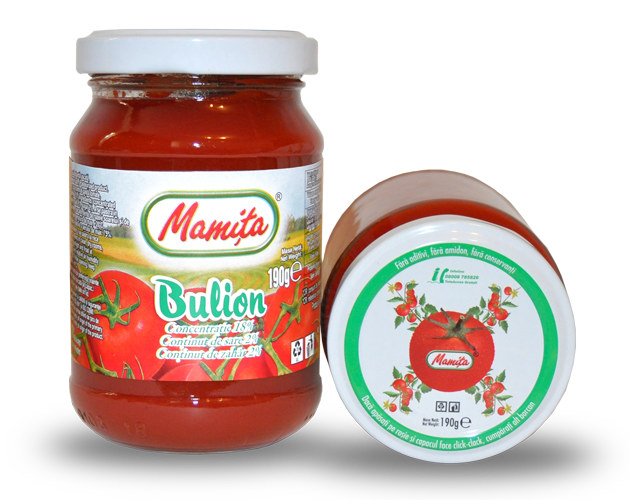 Bulion Mamița 190g