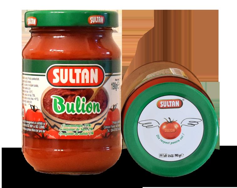 Bulion Sultan 190g