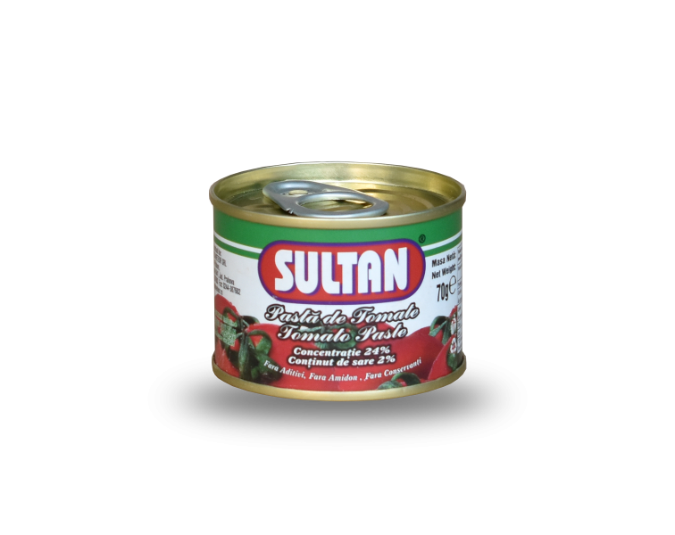Tomato Paste Sultan, 70 grams