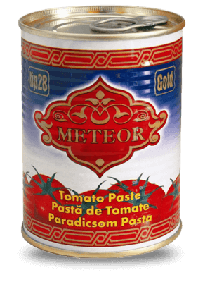 Tomato Paste Meteor, 400 grams