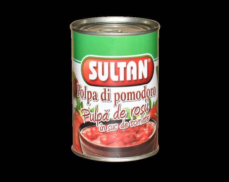 Pulpă de Roșii Sultan 400g