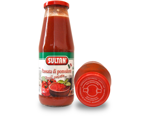 Mashed Tomatoes Sultan 680 grams